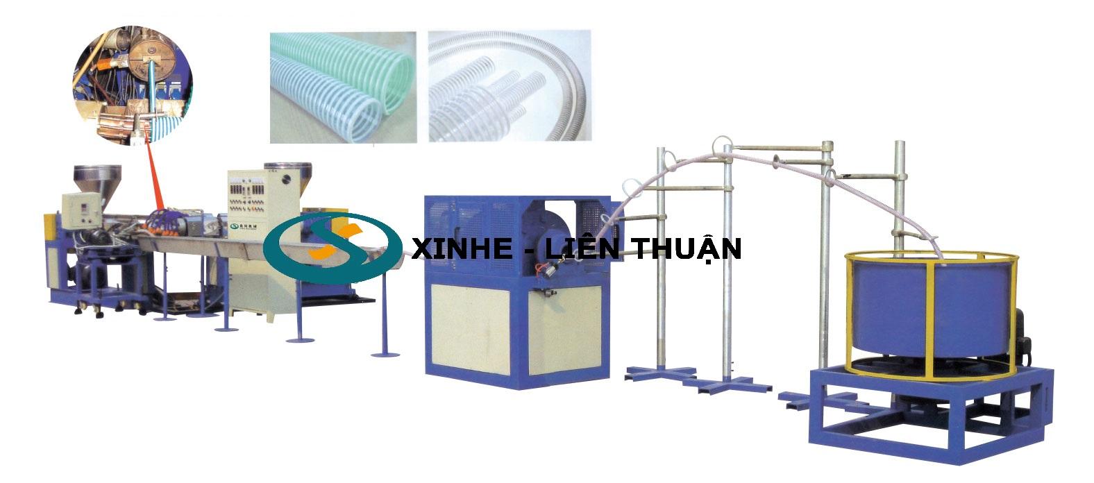PVC Spiral Hose Production Line