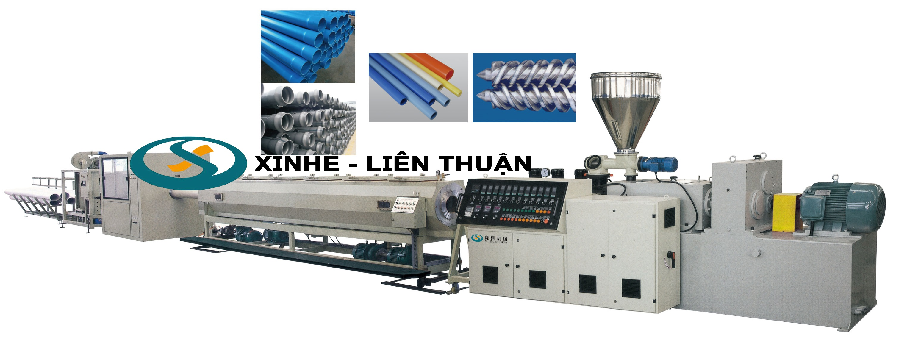 PVC/C-PVC Pipe Production Line