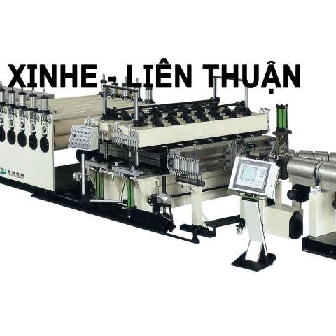 PC,PP,PE Plastic Hollow Cross Section Plate Extrusion Line