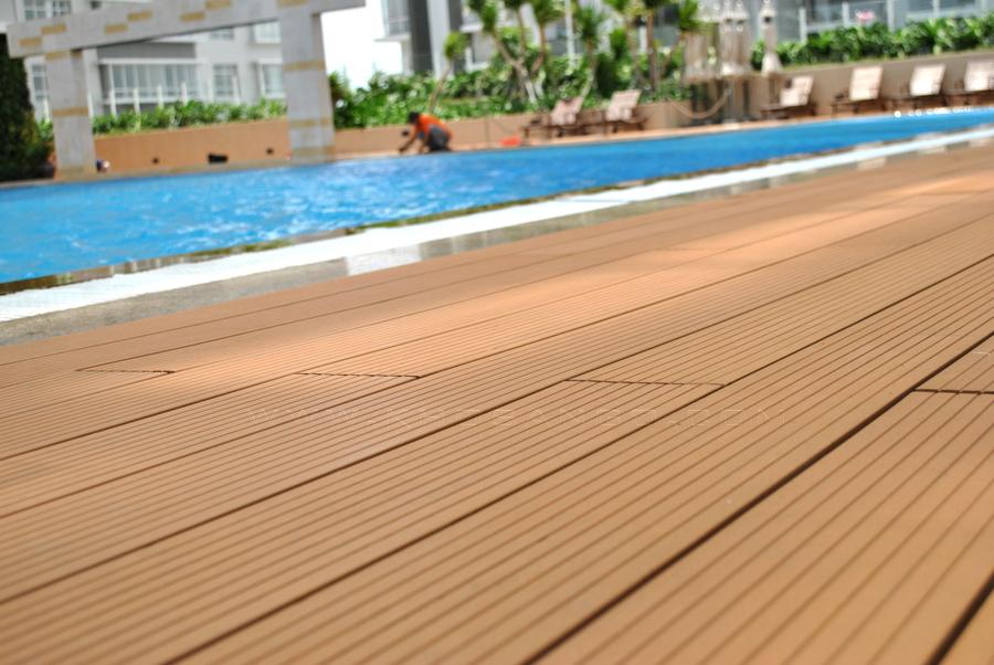máy sản xuất tấm sàn nhựa gỗ pvc/pe