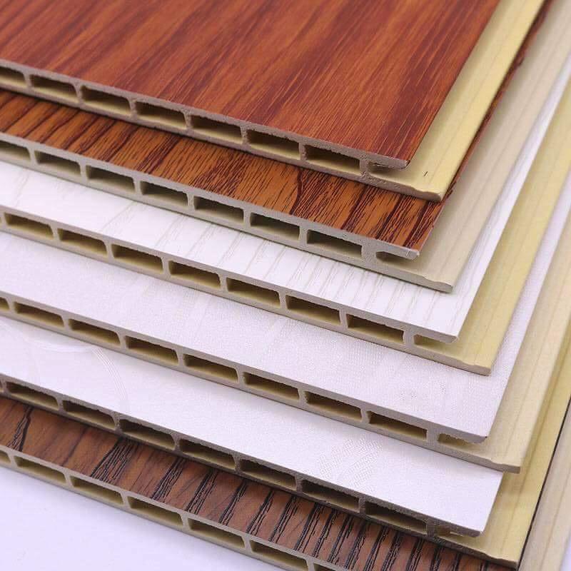 máy sản xuất tấm ốp tường gỗ nhựa