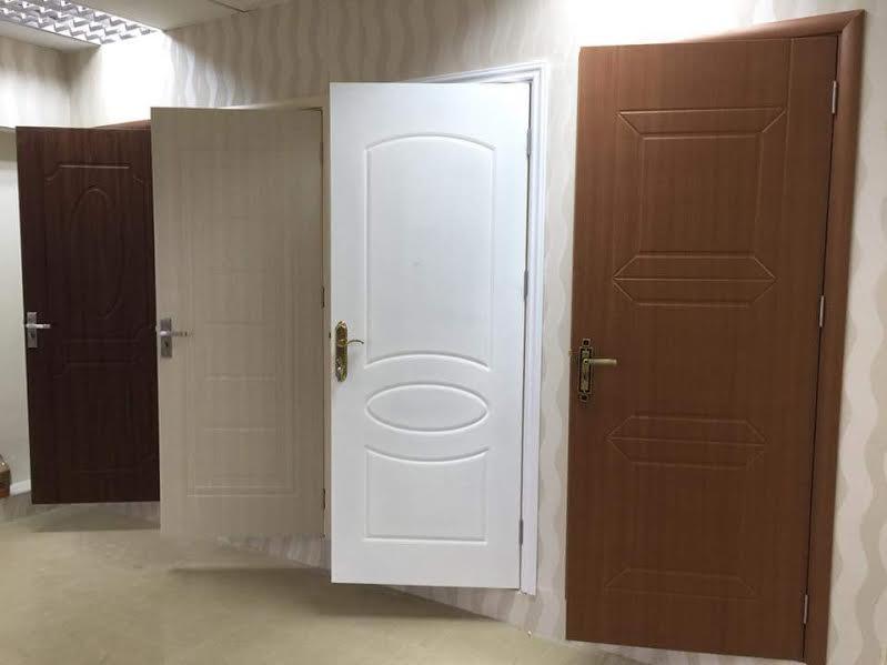 cửa composite giả gỗ - 2