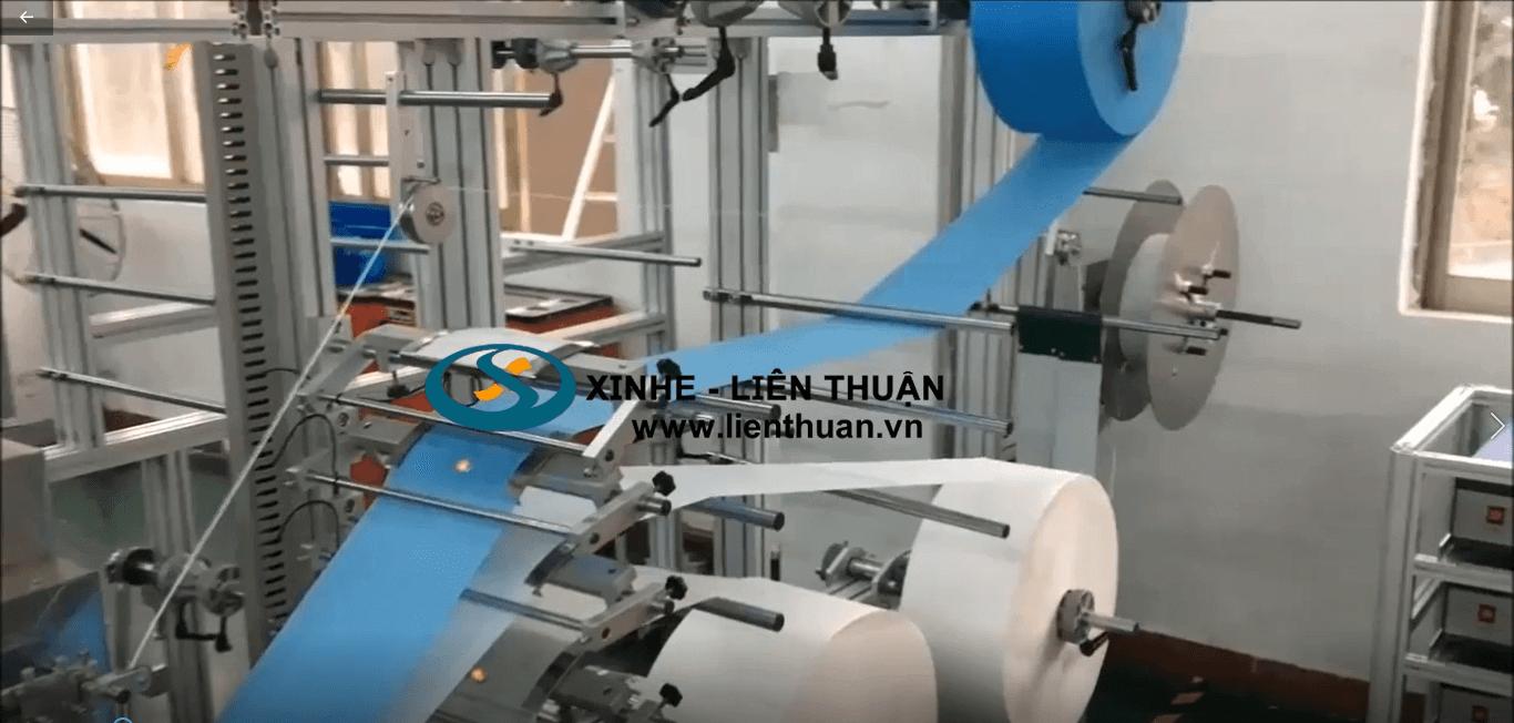 Máy sản xuất khẩu trang y tế
