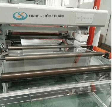 máy sản xuất màng nhựa pet