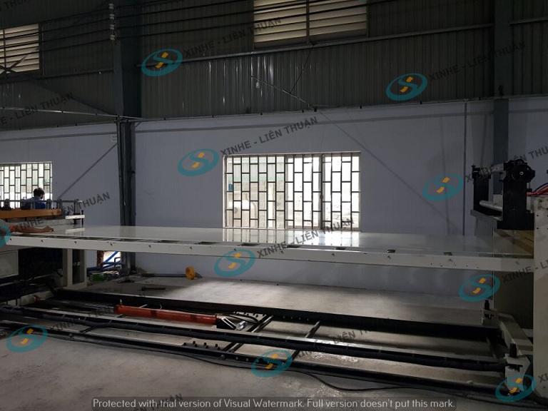 máy sản xuất giấy fomex