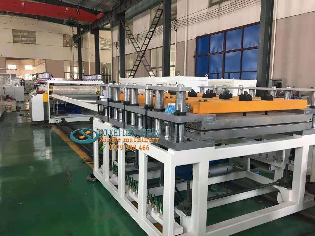 dây chuyền sản xuất chất liệu fomex